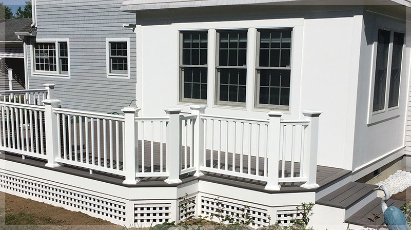 Exterior Decks with Rameau Remodeling