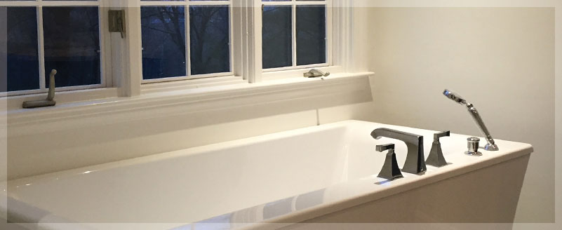 Interior Bath with Rameau Remodeling